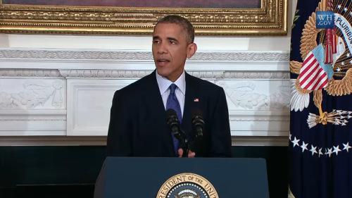 奥巴马为何授权美军空袭伊拉克
