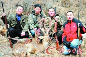 中国富人掀赴英狩猎潮 一周烧钱百万