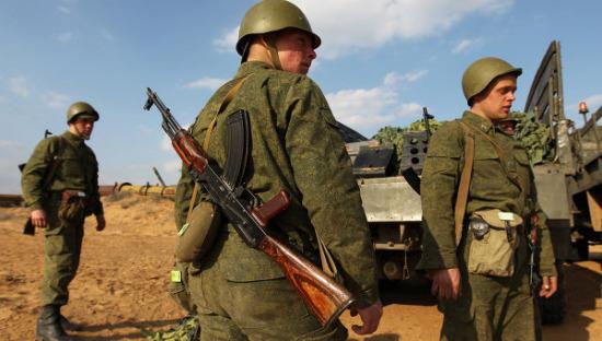 俄罗斯部队前往蒙古 参加双边联合军演(图)