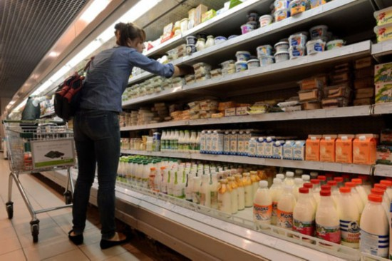 俄停止进口西方食品 土耳其和埃及出口商获利(图)