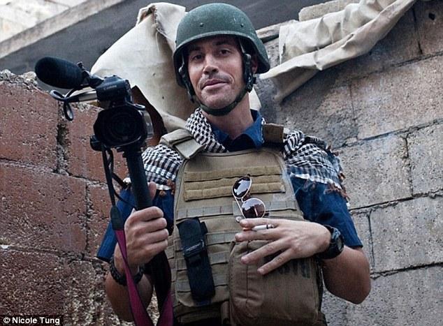 被IS斩首美记者信息:美空袭确定了我的死亡