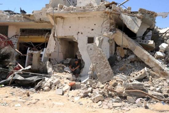 联合国呼吁国际社会为加沙恢复重建制定新方案