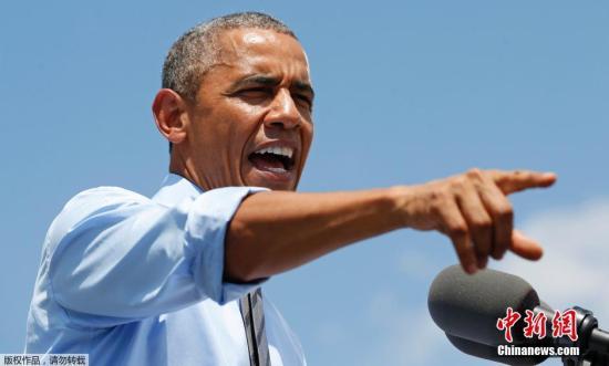 美官员称记者遭斩首 不会改变奥巴马对伊政策