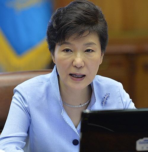 朴槿惠敦促国会尽早处理经济民生核心法案(图)