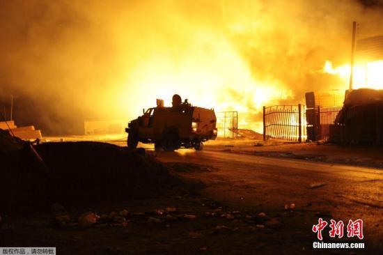 埃及阿联酋空袭利比亚 撇开美国秘密行动引美不满