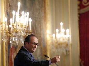 奥朗德:欧洲不能做唯一不享有经济复苏的大陆