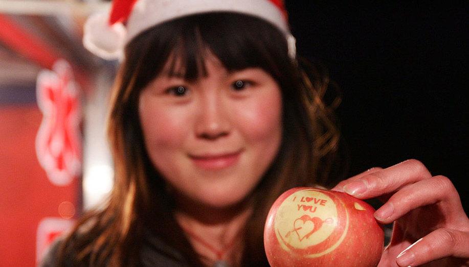圣诞节在中国为何如此火爆?