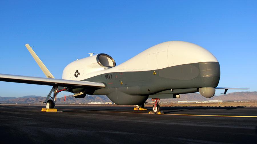 奥巴马将首次参加印度国庆日 出售全球鹰无人机