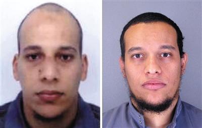 法国枪击案两疑犯逃离巴黎途中抢劫加油站