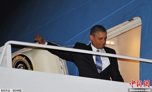 """美总统专机""""空军一号""""升级 敲定波音747-8(图)"""