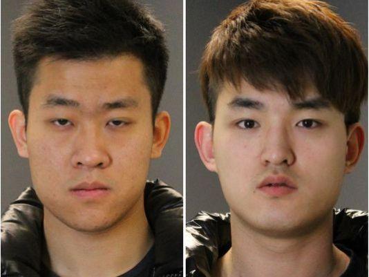 """美国""""城管帮""""案一审宣判 一名中国留学生无罪"""