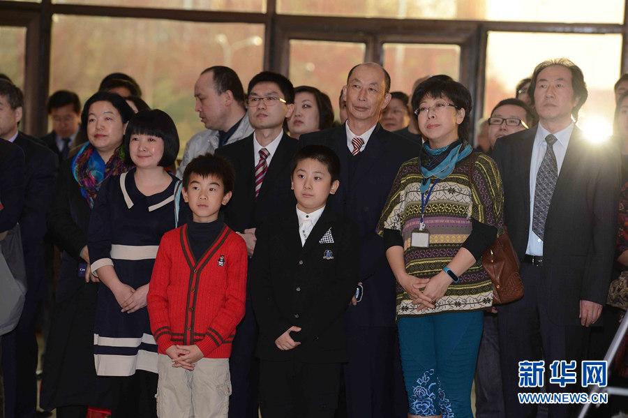 普通人在宫里过年- 2月5日晚,乌兹别克斯坦首都塔什干市突厥宫,中国驻乌兹别克斯坦...图片 137653 900x599