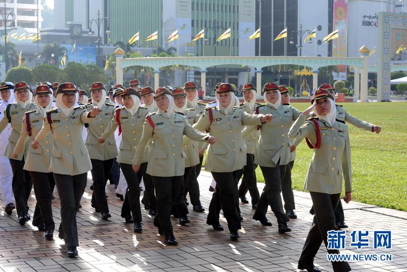 文莱是哪个国家地图_文莱的总人口是多少