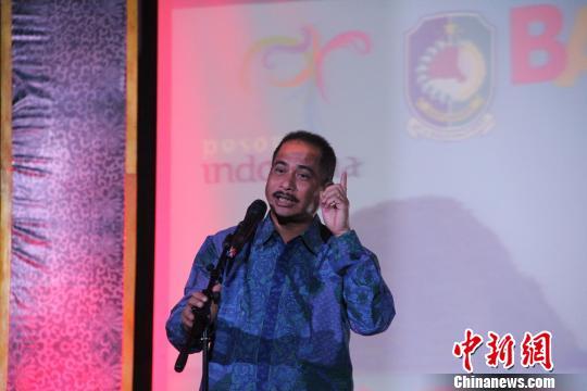 印尼旅游部推介外南梦县系列文化艺术节吸引游客
