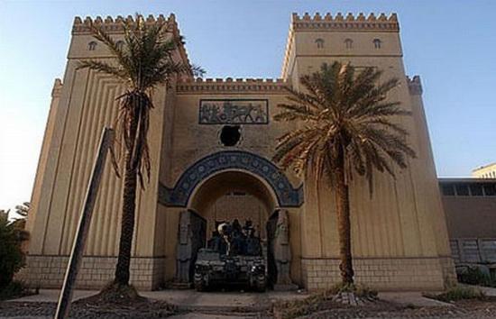 伊拉克重新开放国家博物馆回应IS破坏文物行径