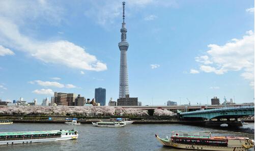 越南将建世界最高电视塔 日本天空树或将被取代