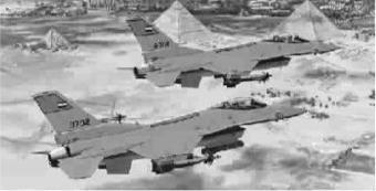 埃及空军F-16数量世界第四 重点采购新一代战机