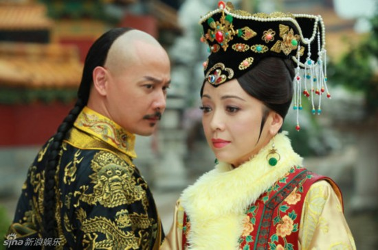 《新还珠格格》中的皇后邓萃雯-盘点 中外影视剧中的 后妈 人物