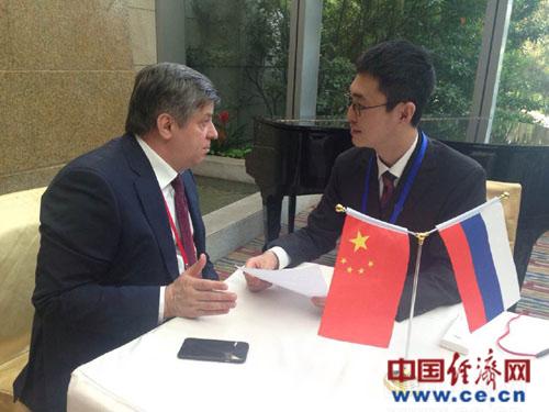 俄车臣共和国副总理:努力为中企创造良好投资