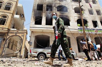 """空袭也门20余天沙特喊""""停"""""""