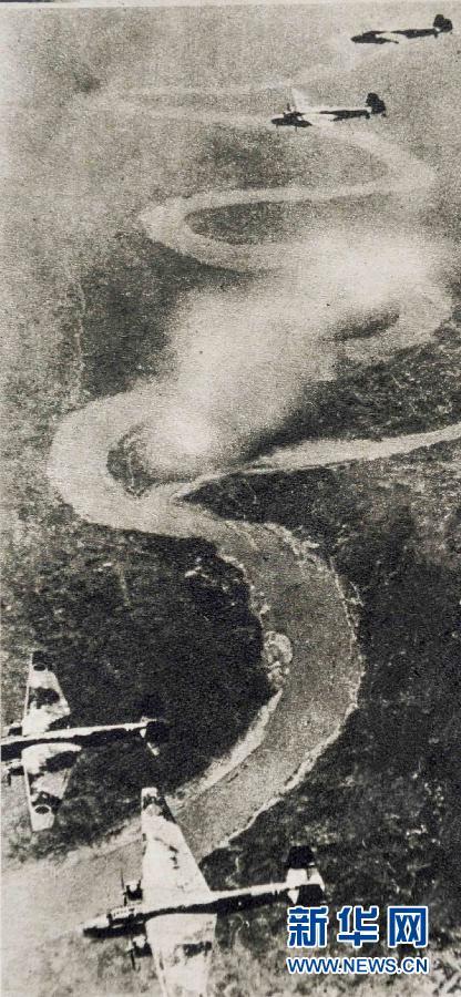 老照片披露日军重庆大轰炸暴行图片