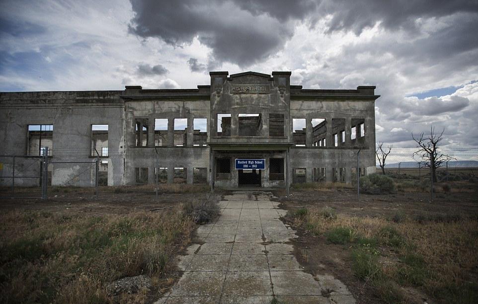 被遗弃的核武器工厂 高清组图