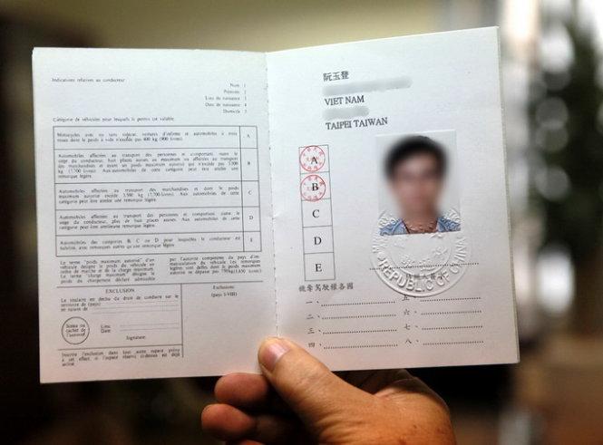 越南将颁发85国通用国际汽车驾照