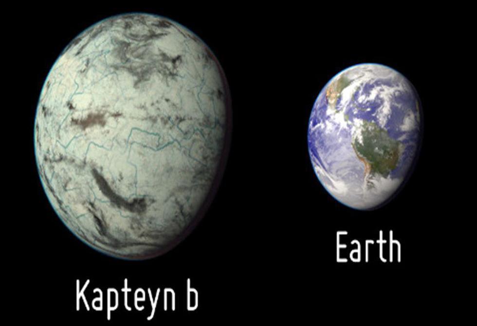 天文学家发现 另一个地球 盘点人类宜居星球