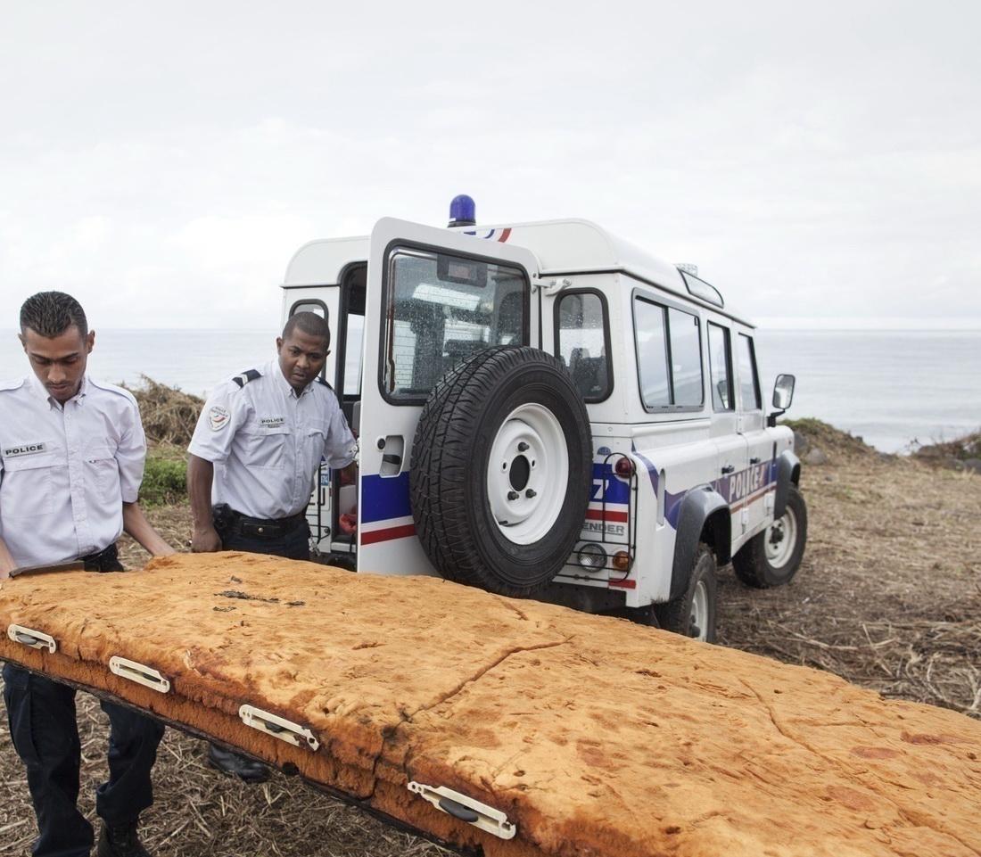法留尼汪岛海岸又一物体被发现 是否为MH370残骸需进一步调查【组图】