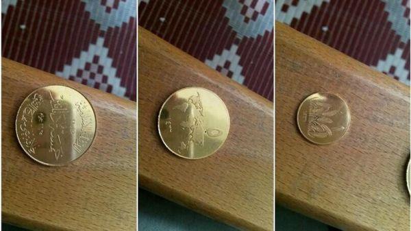 """美媒称""""伊斯兰国""""铸造金币:宣称要对抗美元体系"""