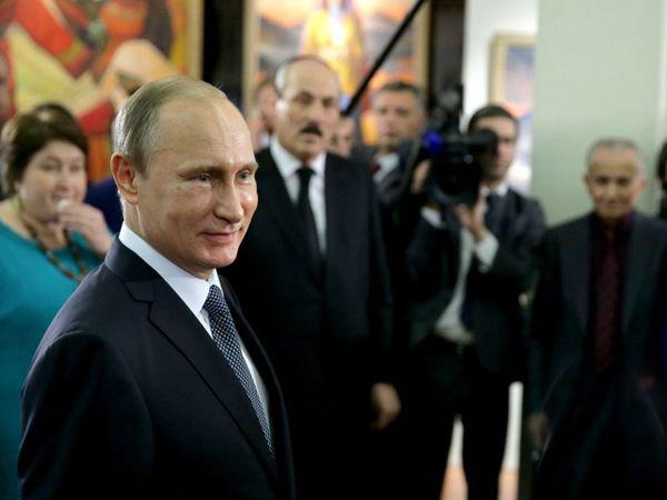 俄罗斯在叙军事行动实现五大目标