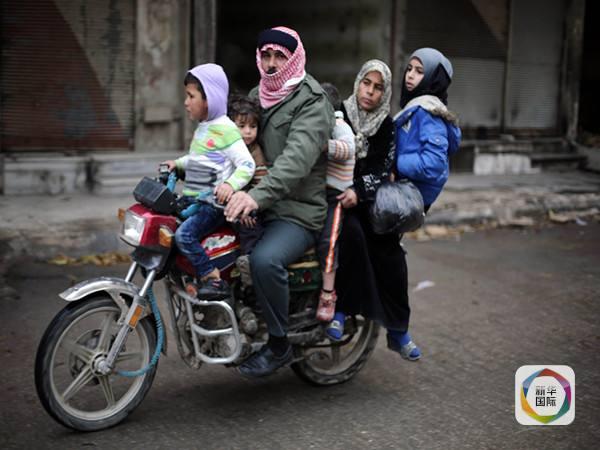 """战乱""""腰斩""""叙利亚出生率"""