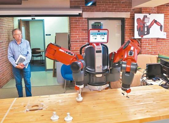 未来,出租车司机会被Google的自动驾驶车取代,巨大机器手臂则将排