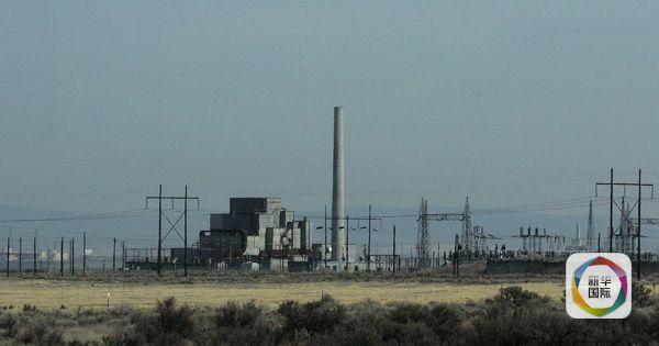 汉福德核工厂反应堆.(图片来源:新华/美联)-美国 辐射污染最重