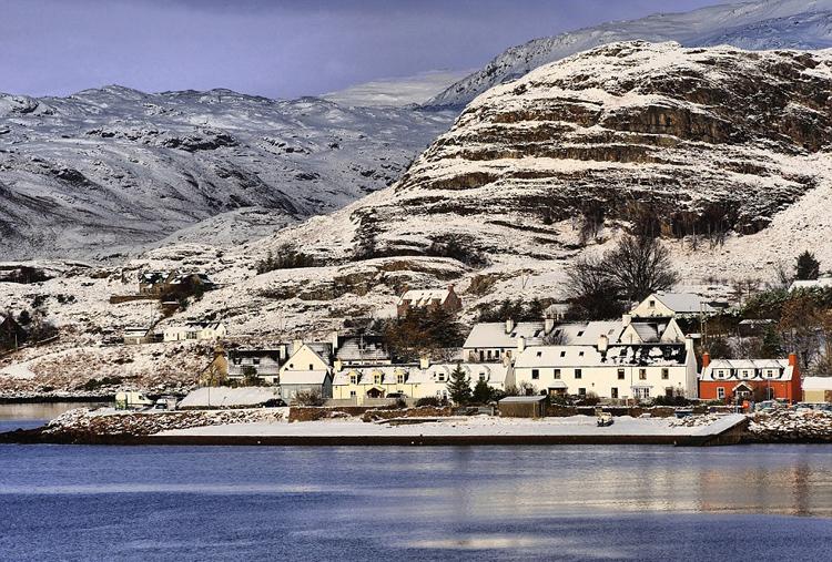 苏格兰四季风景美不胜收令人惊叹