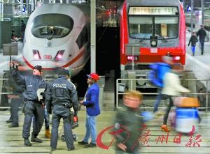 新年前1小时 慕尼黑发恐袭警报