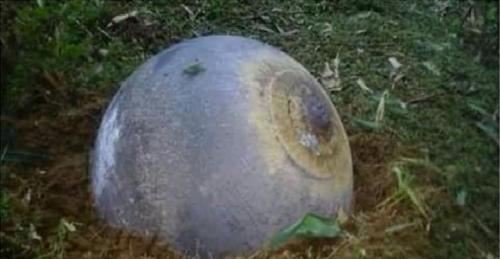 越南天空传出巨响两个球状物体落地 军方介入调查