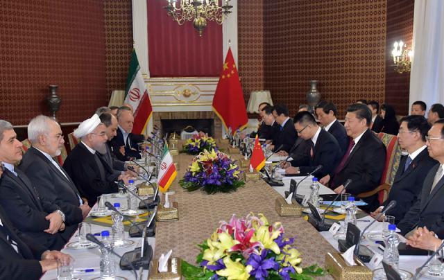 三组数字告诉你习主席访问伊朗的亮点