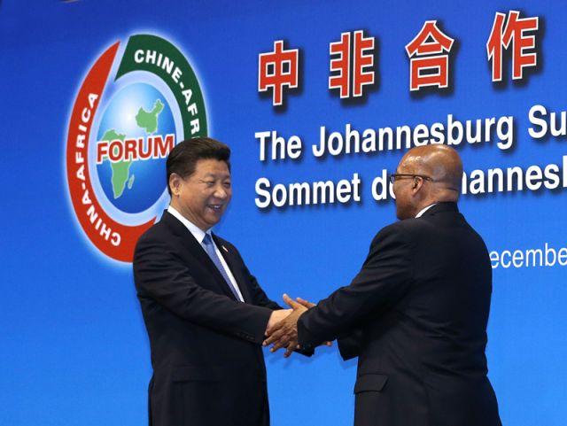 解局:中国外长为啥连续26年首访选非洲