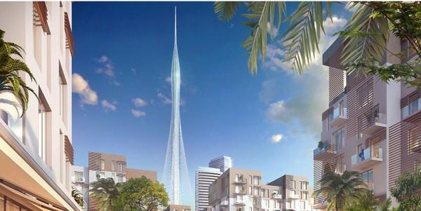 世界最高楼将洗牌:迪拜斥10亿美金欲再夺宝座