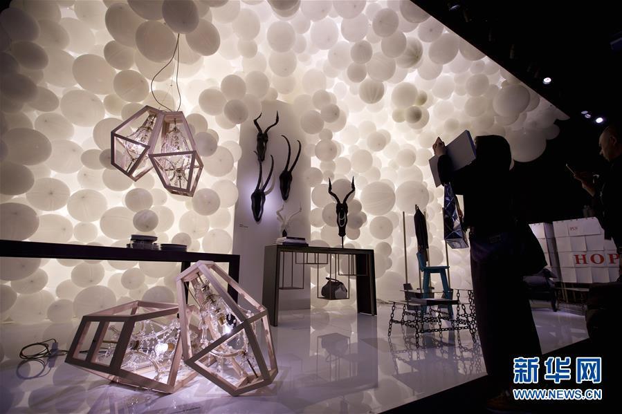 (国际)(4)米兰国际家具展开幕