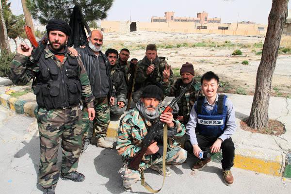 亚太日报·讲述|那些年,我报道叙利亚战争