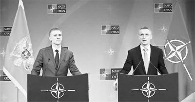 北约邀黑山加盟欲围堵俄罗斯?