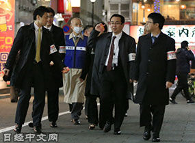 日本歌舞伎町被曝专宰外国人中英文多语种拉客