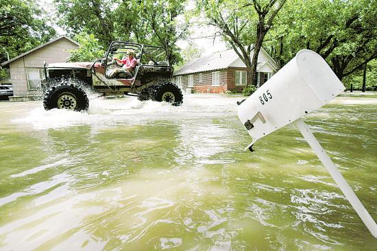 美西弗吉尼亚州遭百年不遇洪灾至少24人死亡