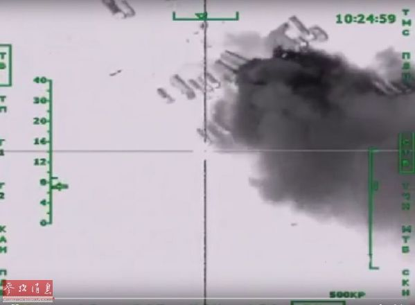 外媒称IS石油走私锐减9成:数百司机遭空袭丧生