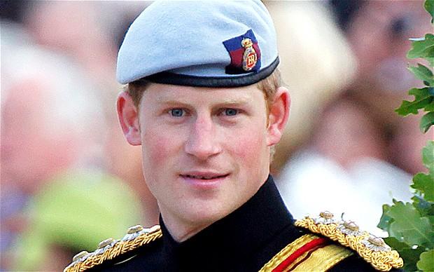 王室男成员谁的人气高? 哈里王子拔得头筹