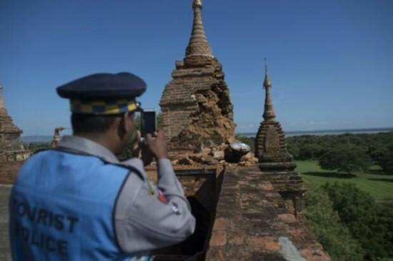 UNESCO:缅甸蒲甘可能会被列入世界遗产名录