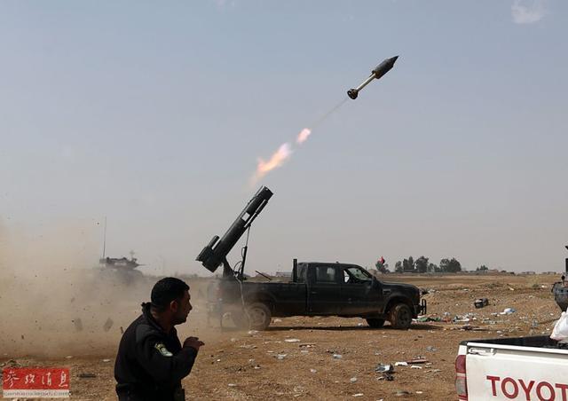 美将向伊拉克增兵逾600人 协助伊拉克进攻IS
