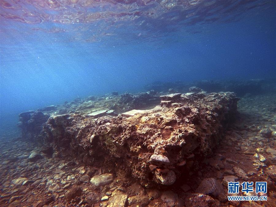 (国际·图文互动)(1)探访希腊沉睡2000年的水下古城